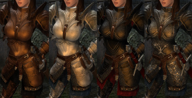 New Female Meshes