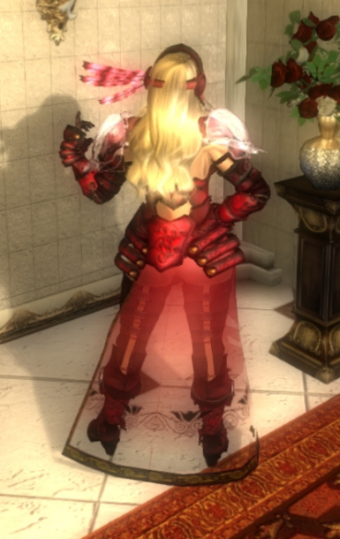 Red Rose Armor 2