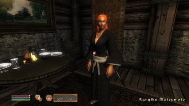 Corthian Akaviri Japanese Clothes Bleach