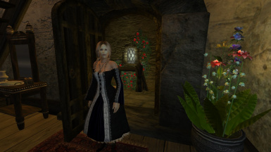 Vilja in Red Rose Manor