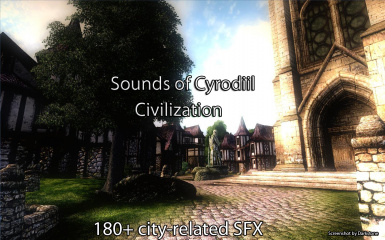 Sounds of Cyrodiil