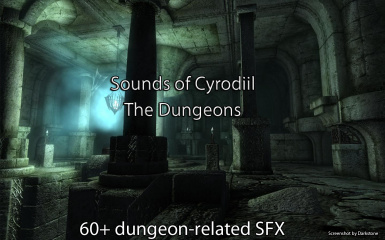 Sounds of Cyrodiil - The Dungeons