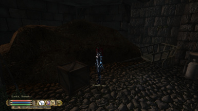 GhostArmor HGEC with better scripts for Oblivion and Nehrim