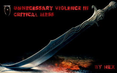 Unnecessary Violence III - Critical Mess