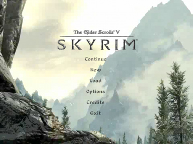 Skyrim Menu Replacer