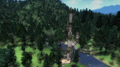Wizards tower