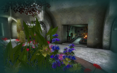 Fourth - Mages Room Gardens