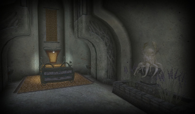 Fourth - Mages Room Beds