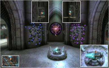 Fourth - Mages Room