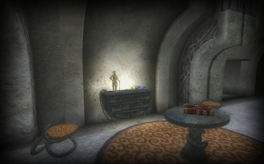 Fourth - Mages Room Storage