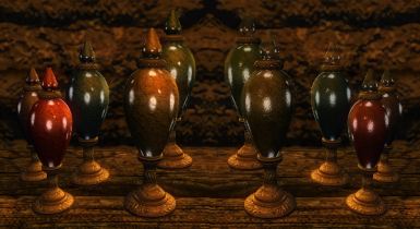 New Potions