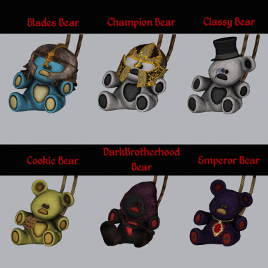 Teddybear Backpacks