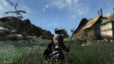 Matso Bokeh for Oblivion