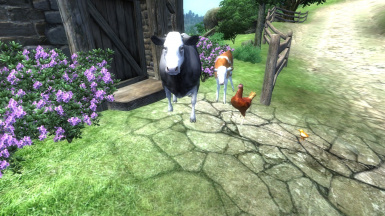 Useful Farm Animals for COBL ver 2