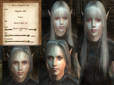 Rens Beauty Pack OMOD - -No more bald elves- version