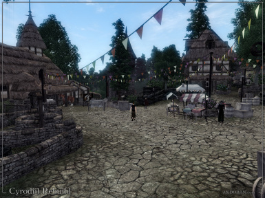 Cyrodiil Rebuild- Translated