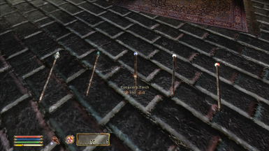 Various new torches