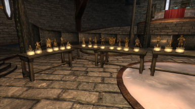 New collectibles/decoration: Statues