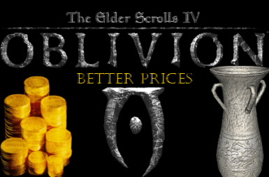 Oblivion Better Prices