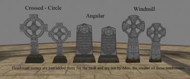 New headstone added from version 2-50