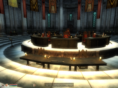 Improved Elder Council Chambers