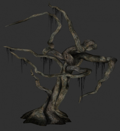 strotis creepy tree