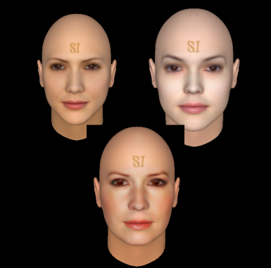 Charmed ones facegen