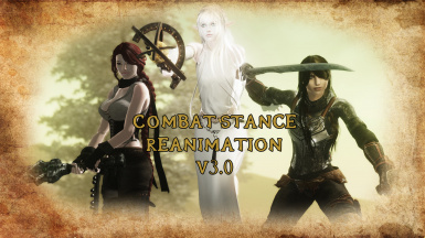 Combat Stance Reanimation