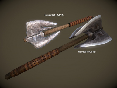 Iron Mace Comparison