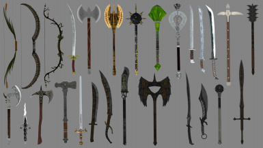 Immersive Weapons at Oblivion Nexus - mods and community