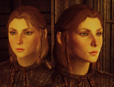 Updated female Nord