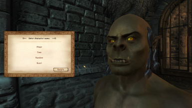New male orc