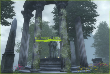 Enhanced Cyrodiil - Wayshrines