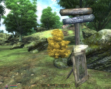 Trails of Cyrodiil - Merged
