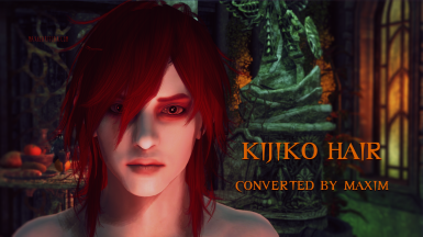 Kijiko Hair for Oblivion