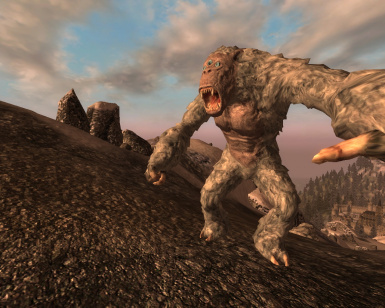 Creature Addons for Oscuros Oblivion Overhaul (OOO) at Oblivion