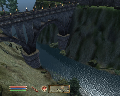 Vaults of Cyrodiil-Open Cities Patch