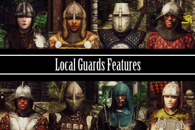 Local Guards Features