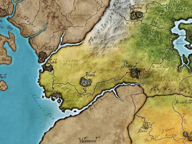 Dynamic Map For NMM