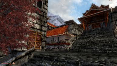 Red Cloud Ruler Temple