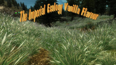The Imperial Ecology Vanilla Flavour - BAIN