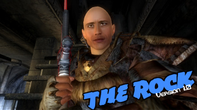 THE ROCK Main Character