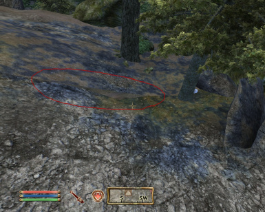 Cheydinhal Falls Conflict
