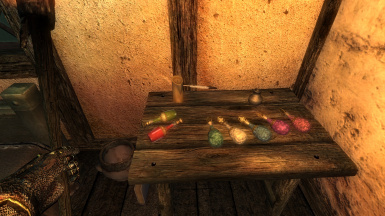 Coffinbags Better Vanilla Potions and Poisons Modified