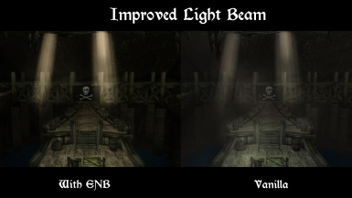 Comparison with ENB on_off both retextured