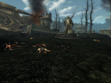The dead of Kvatch 3