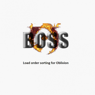 BOSS Masterlist for Oblivion
