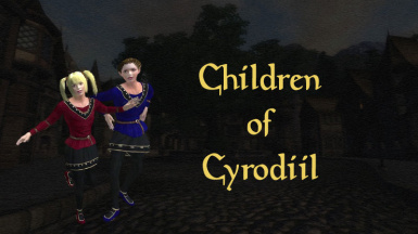 Children of Cyrodiil