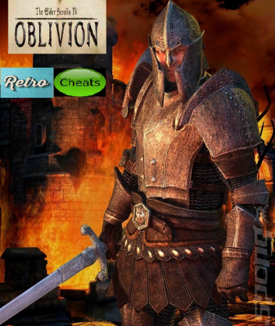 Oblivion Retro Cheats