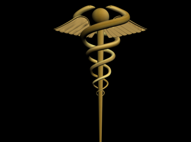 Caduceus of Hermes Hammer Time